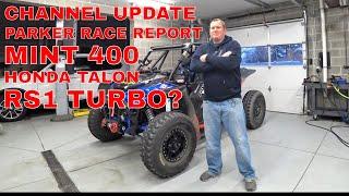 9. 2018 POLARIS RZR XP TURBO S/CHANNEL UPDATE/MINT 400