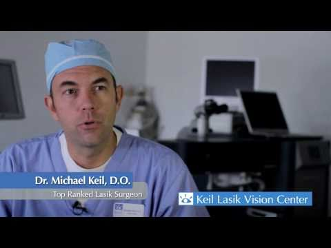 Why I Chose To Be A Lasik Doctor - Dr. Michael Keil