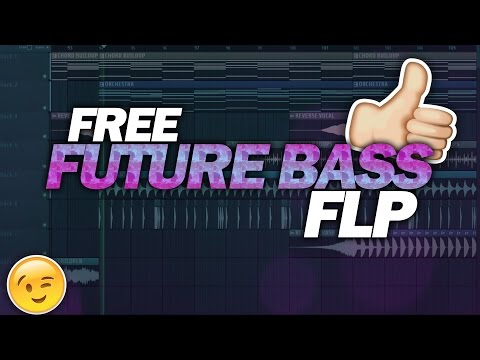 Free Future Bass FLP: by EDGR [FREE DOWNLOAD] (видео)