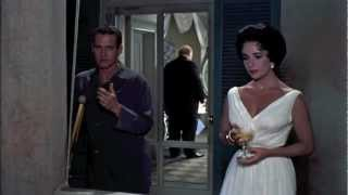 Video I Think It's Going To Rain Today (Barbra Streisand) - Cat on a Hot Tin Roof (Richard Brooks) MP3, 3GP, MP4, WEBM, AVI, FLV Agustus 2018