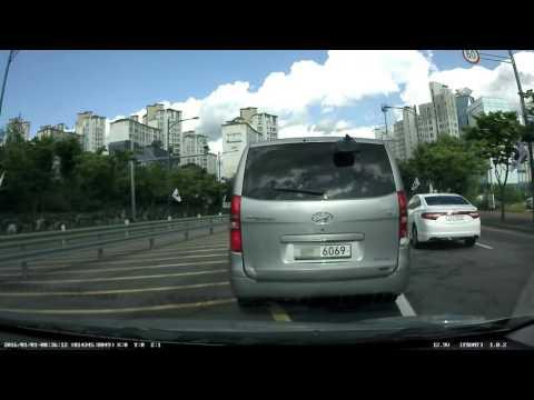 ViewCore F100 주간 주행 영상 - 전방
