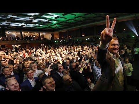 Slowakei: Protestpartei gewinnt die Parlamentswahl -  ...