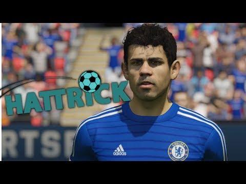 HATTRICK S KAŽDÝM HRÁČEM V TÝMU (FIFA 17 EXPERIMENT)