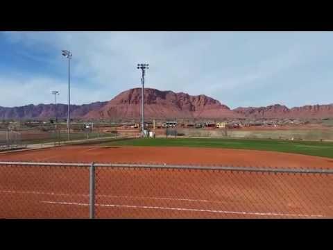 Paradise Village at Zion - Baseball Field at Gubler Park