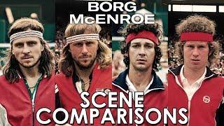 Video Borg McEnroe (2017) - scene comparisons MP3, 3GP, MP4, WEBM, AVI, FLV Juni 2018