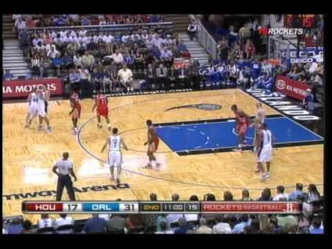 Rookie 2 Rookie: Chase Budinger picks, Jermaine Taylor dunks