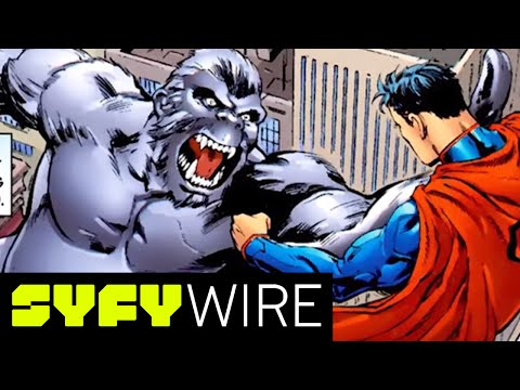 Top 11 Weirdest Superman Villains | SYFY WIRE