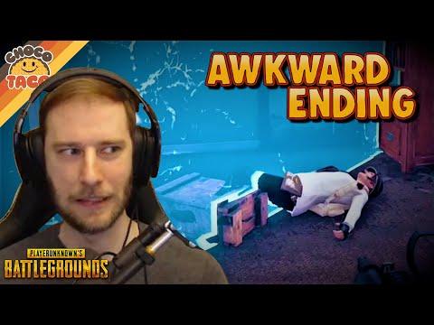 Awkward Miramar Ending ft. Julien - chocoTaco PUBG Duos Gameplay