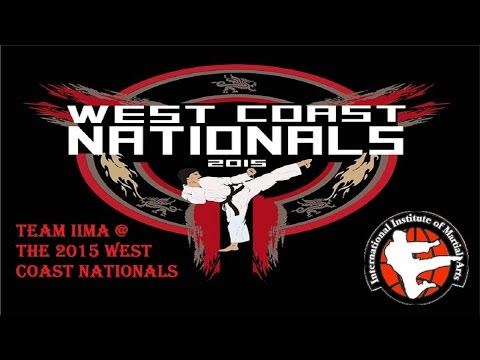 West Coast Nationals 2015