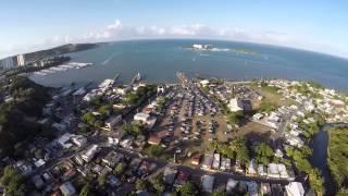 Fajardo Puerto Rico  city images : Fajardo, Puerto Rico - Drone Phantom 2