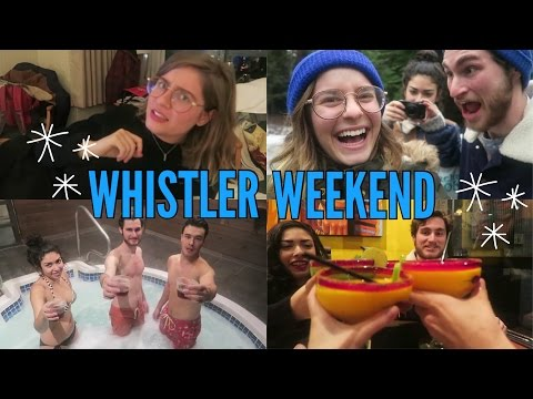 WHISTLER WEEKEND // 12 Blais of Christmas #1