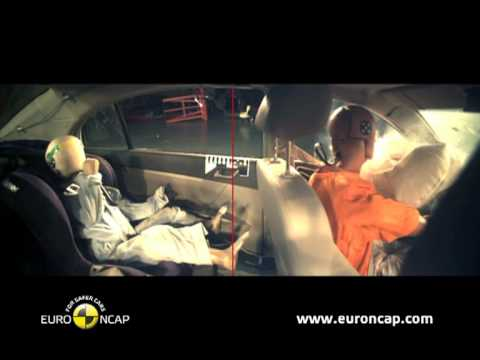 Geely Emgrand Euro NCAP | Geely Emgrand EC7 | 2011 | Crash test