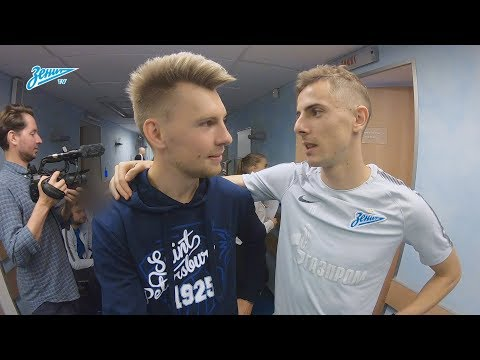 Видеоблог «Зенит-ТВ»: как сине-бело-голубые проходили предсезонный медосмотр - DomaVideo.Ru