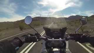7. Hitting 200 km/h - KTM 990 Adventure