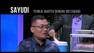 Video Sayudi, Pemilik Warteg Dengan 180 Cabang | HITAM PUTIH (21/09/18) 3-4 MP3, 3GP, MP4, WEBM, AVI, FLV September 2018