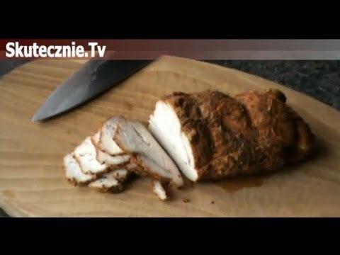 Domowa wędlina -szynka z indyka :: Skutecznie.Tv
