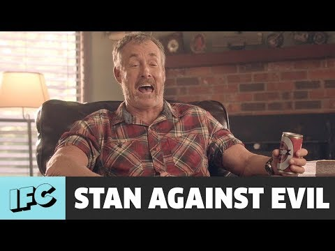Stan Watches 'Office Space' | Stan Against Evil | IFC