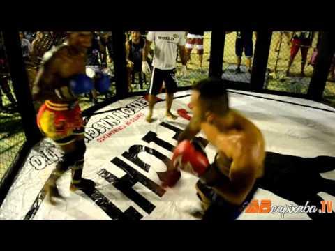 BJ Fight realiza evento amador como seletiva para edição profissional - Parte 2