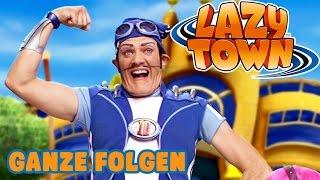 Lazy Town Deutsch  Der geklaute Kuchen  Staffel 1 Ganze Folgen