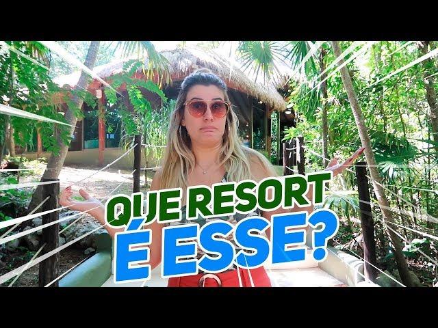 O PARAÍSO! - Vlog Cancún e Tulum 1 - Niina Secrets