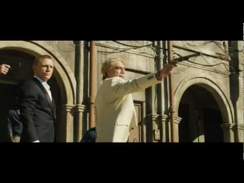 James Bond 'Skyfall' - Full Length Movie Trailer