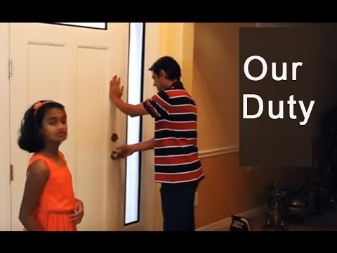 Telugu Short Film - Our Duty