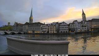 Time lapse of Zürichsee by Brinno TLC200pro-part 4