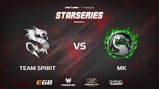 MK vs Spirit, game 3