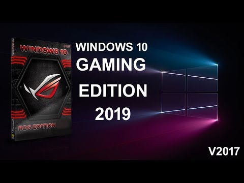 Windows 10 Gaming Edition Rog-Rampage 2019 Full review
