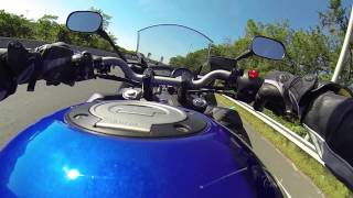 6. Yamaha FZ6 review: First ride impressions and comparison with R6