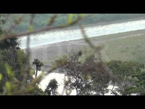 Filman en la selva peruana avionetas bolivianas que trasladan droga