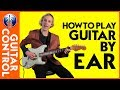 Rhythm Guitar Lesson - How to play songs by ear