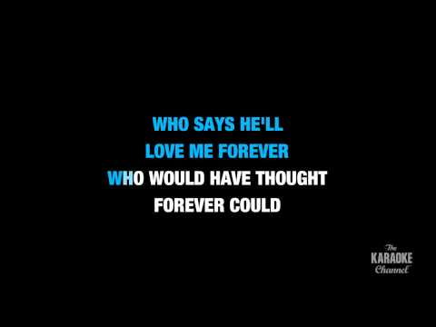 Bài hát karaoke beat If I Die Young - The Band Perry