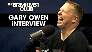 Video Comedian Gary Owen Talks Kevin Hart, His Comedy Special & More MP3, 3GP, MP4, WEBM, AVI, FLV Oktober 2018