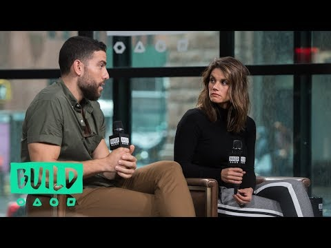 "Missy Peregrym & Zeeko Zaki Chat About Their Roles In CBS's ""FBI"""