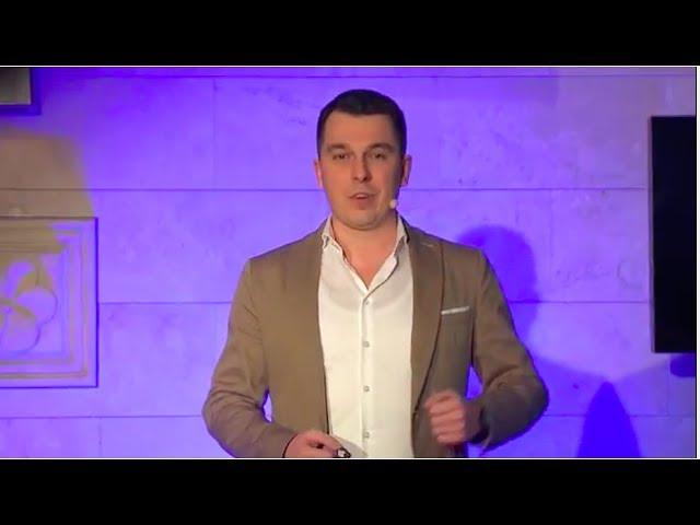A bizalom forradalma | Péter Gangel | TEDxDanubia