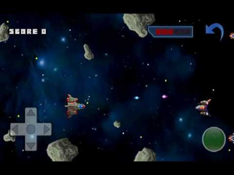 Video of Space War