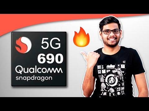 Snapdragon 690 Processor - Budget 5G Phones Coming Soon ⚡⚡⚡