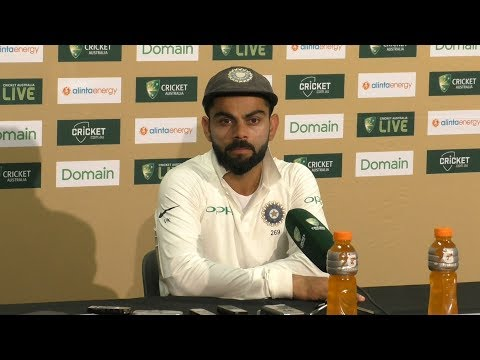 Victory has given us the right momentum for this big series - Virat Kohli