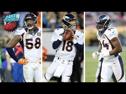 Video: What's Next For Von Miller And Peyton Manning? | Dave Dameshek Football Program | NFL