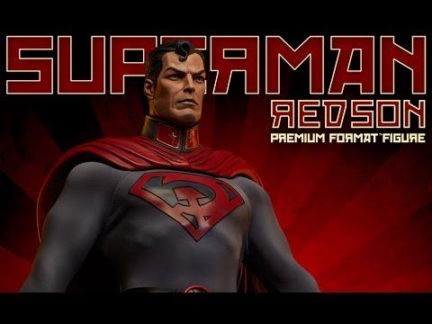 SUPERMAN RED SON PREMIUM FORMAT STATUE - Sideshow - 26/05/2018