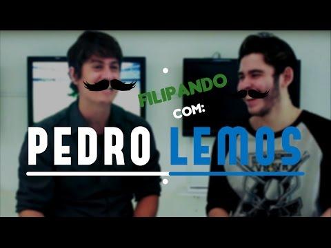 Filipando – Entrevista com o ator Pedro Lemos