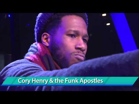Cory Henry   Heart At Midnight Live
