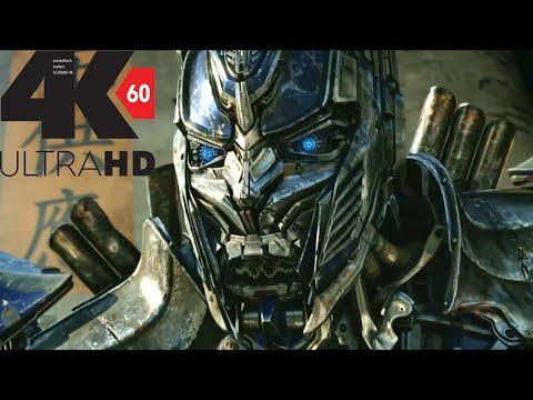 [4k][60FPS] Optimus prime vs  Lockdown Final Fight 4K 60FPS HFR[UHD] ULTRA HD