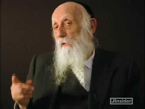 Rabbi Dr. Abraham Twerski On Marriage & Economic Crisis