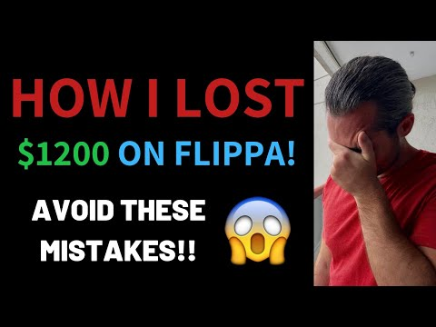I Lost $1200 on a Flippa Website - Avoid These Mistakes!