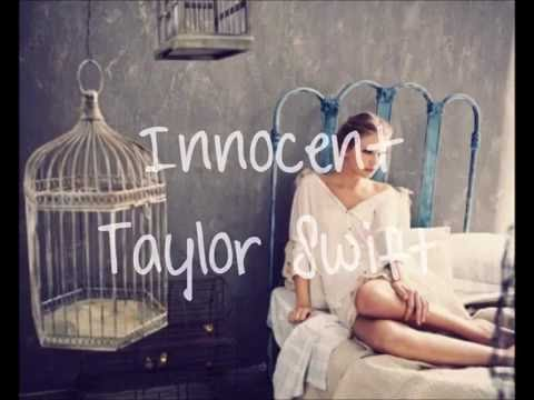 Innocent - Taylor Swift