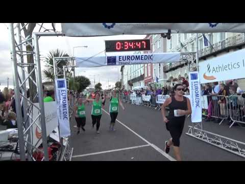 Sonia 5k 2015 Finish Line  - Video 2 - Cork Athletics