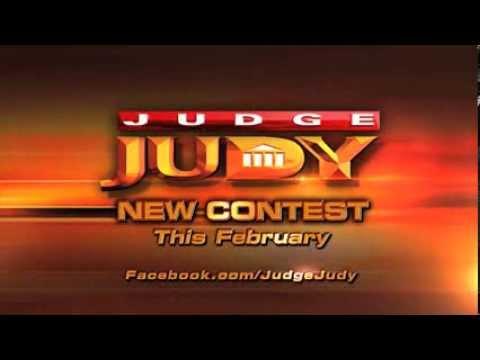 WIN a chance to Meet Judge Judy:)!!