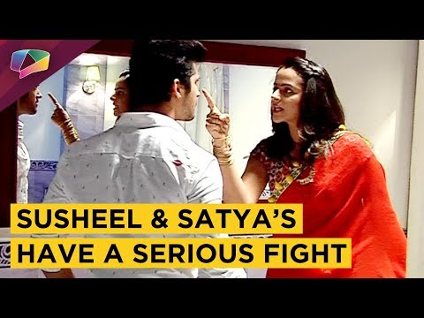 Susheel And Satya Get Into A Serious Fight | Ikyaw